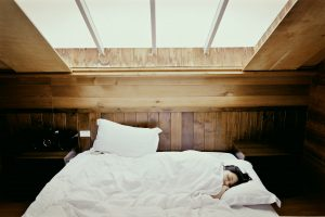 寝具でケチらない