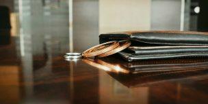 出来るビジネスパーソンの財布の中身