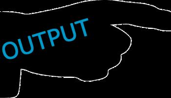 定着率UP!成長したいなら、インプットではなくアウトプット学習がオススメ